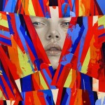 Graphic and Colorful Portraits by Erik Jones -9