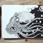 Hyperdetailed Drawings by Kerby Rosanes_2