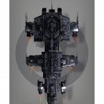 Spaceship Posters by Rixx Javix_1