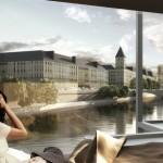 Capsule Hotel Project in Paris_0