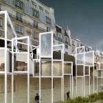 Capsule Hotel Project in Paris_3