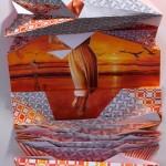 Impressive Folded Paintings-1