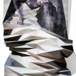 Impressive Folded Paintings-5