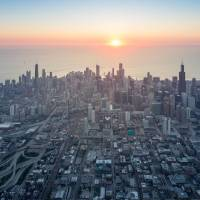 Aerial Chicago Photography