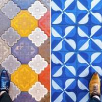Barcelona Floors Photography