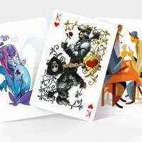 New Playing Cards Deck Created by Designers from all Around the World
