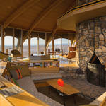 Dome Shaped Volcano House in California-8