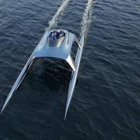 Amazing Catamaran-Yacht Design