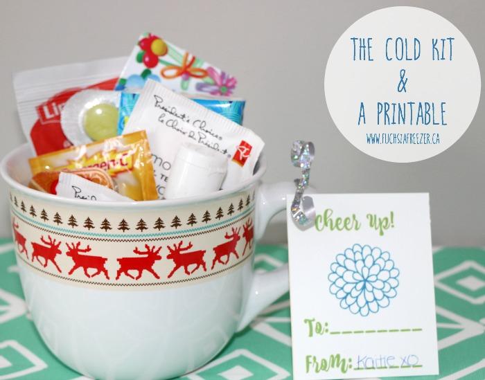 The Cold Kit - Plus a FREE Printable!