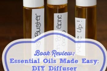 Review: Essential Oils Made Easy