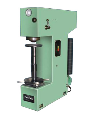 Brinell Hardness Tester Model B 3000, Brinell Hardness Testing