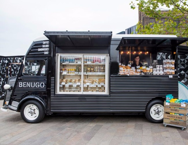 Free Food Truck Business Plan Template to Start Business in 5 Days - food truck business plan