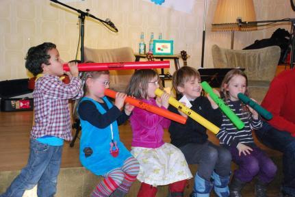 Das sind keine Vuvuzelas...