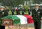 Mexican Marine Funeral