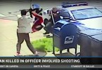 Deng Manyoun was shot by Officer Nathan Blanford after charging at him with a flagpole