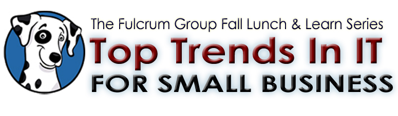 Fulcrum Group Past Events Fall Lunch & Learn
