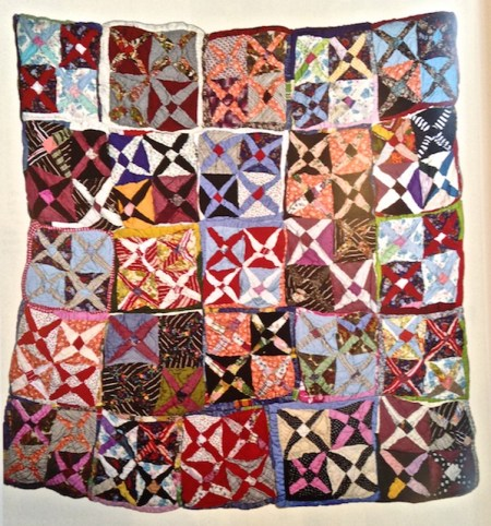 Dream Quilt by Arester Earl, 1981