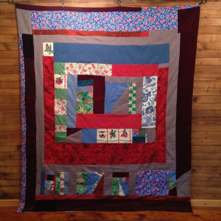 """The Ugly Quiltling"""