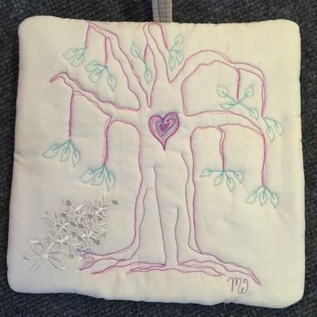 Weeping Heart Tree II
