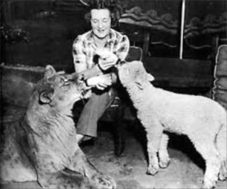 Tyke and Margaret Westbeau