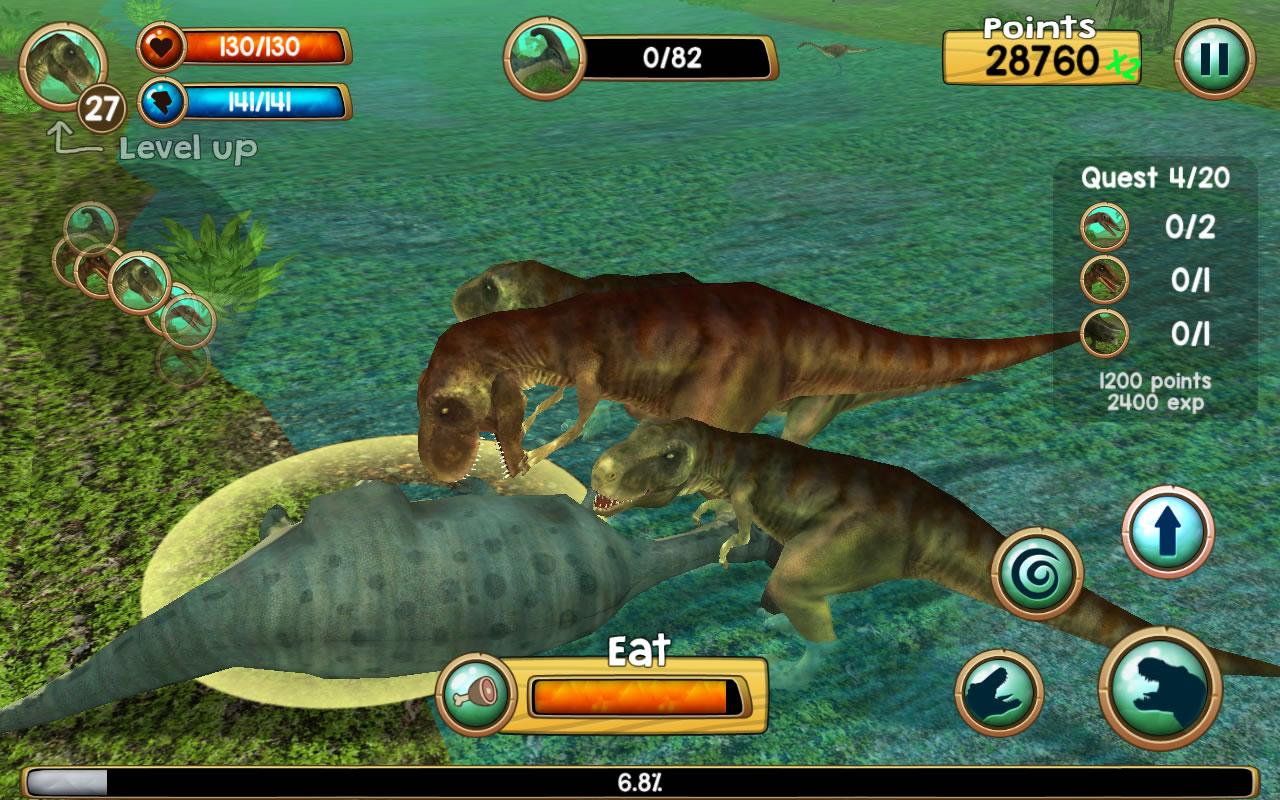 3d Car Live Wallpaper Full Version Apk Tyrannosaurus Rex Sim 3d Apk 1 0 İndir Android Full