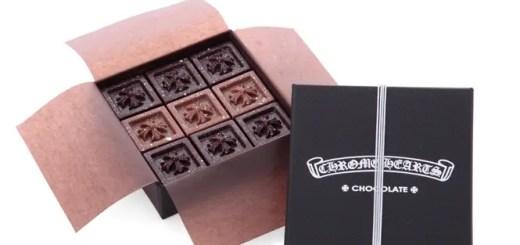 1/23からCHROME HEARTSのバレンタイン限定チョコレートが発売