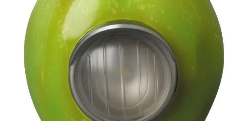 アンダーカバー (UNDERCOVER)からリンゴ型のライト「GILAPPLE GREEN」が発売!
