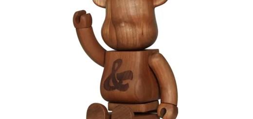 お値段7万円の木製 ベアブリック!カリモク × ハウスインダストリーズ (BE@RBRICK × KARIMOKU × HOUSE INDUSTRIES)