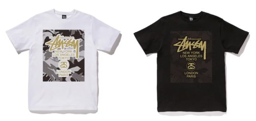 ステューシー (STUSSY)から、各地方限定Tシャツ「Local Color Tee」を全47パターン発売!