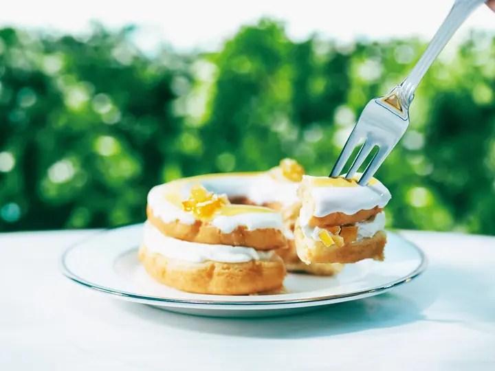 暑い夏に合う軽い食感のドーナツ「ミスターサマードーナツ」が7/8から期間限定でミスタードーナッツで発売!