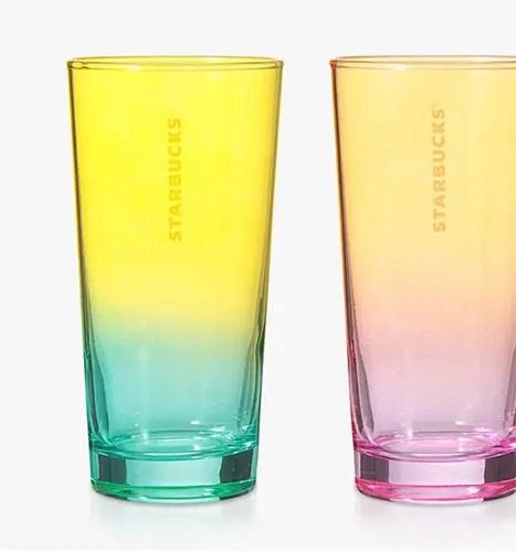 7/15から!スターバックス (STARBUCKS)のスタバカード「ビーチ」、ステンレスサニーボトル、カラーグラス、グラスセットが発売!