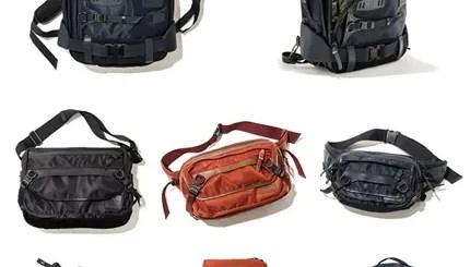 マスターピースから日本列島をモチーフとしたカモパターンの耐水耐堅牢に優れたバッグ「POTENTIAL -SOLID ver.-」が発売!(master-piece)