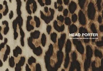 ヘッドポーター & ヘッドポータープラス 2015 秋冬コレクションがスタート! (HEAD PORTER & HEAD PORTER PLUS 2015 Autumn/Winter Collection)