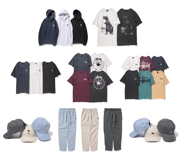 THE STÜSSY ROOTZ FALL 2015 COLLECTIONが発売中!(ステューシー)