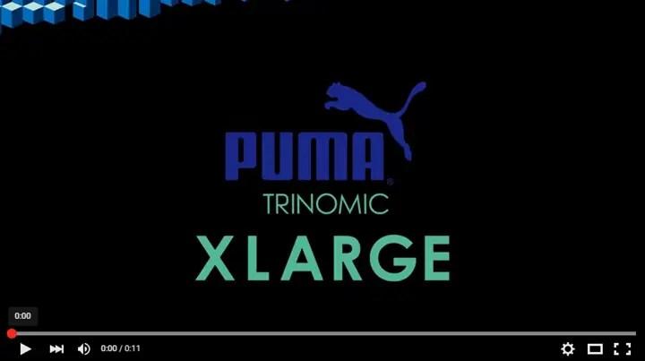 X-large × PUMA 2015 FALL COLLECTIONを発表! (エクストララージ プーマ 2015年 秋コレクション)