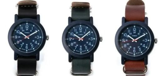 タイメックス × グリーンレーベルリラクシング別注の腕時計が11月上旬発売!(green label relaxing TIMEX)