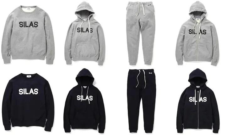 【売り切れ注意】SILAS × LOOPWHEELコラボでスウェットやフーディーが再入荷! (サイラス ループウィラー)