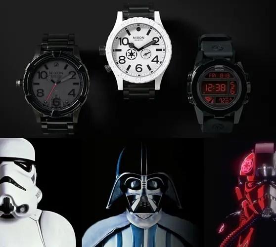 NIXON × STAR WARSコレクションが発売!時計、ウォレット、バッグがラインナップ!(ニクソン スターウォーズ)