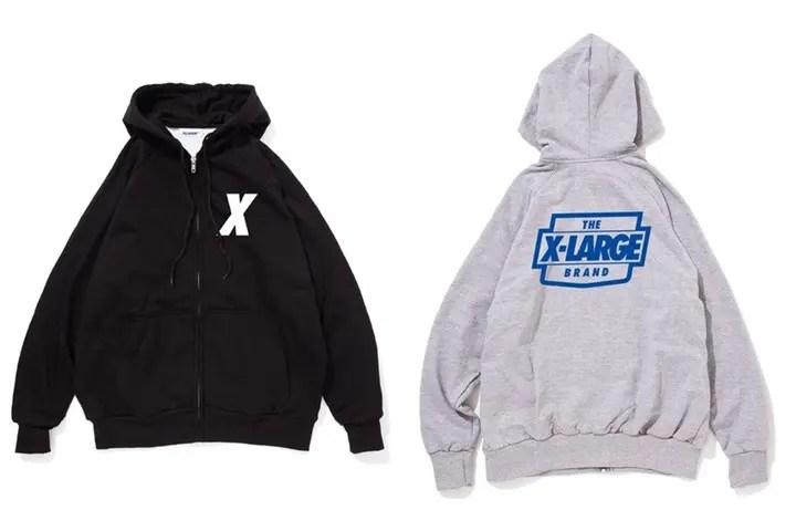 X-girl/Xlarge/SILAS/MILKFED.の各ブランド、califオンラインショプリニューアルオープンリミテッドアイテムが発売!(カリフ)
