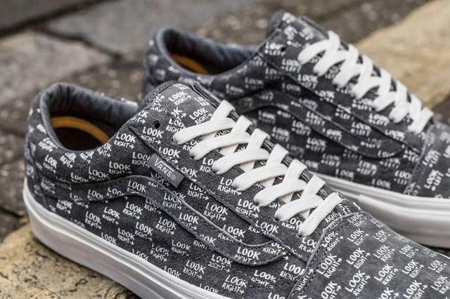 """10/17発売予定!Sneakersnstuff x VANS VAULT """"London Pack"""" (バンズ ボルト ロンドン パック)"""