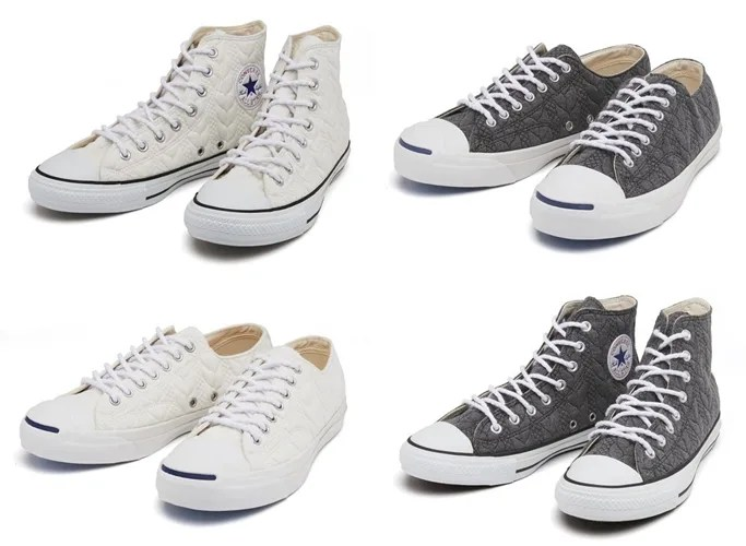 ABC-MART限定!コンバース オールスター セータースタイル ロー/ハイ (CONVERSE ALL STAR SWEATER ND LOW/HIGH)