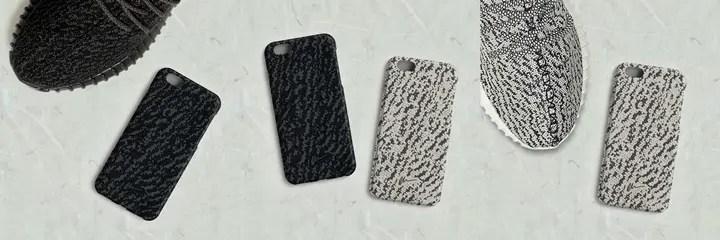 adidas Originals YEEZY 350 BOOST LOWのパターンを写したiPhone用ケースが登場! (アディダス イージー 350 ブースト ロー アイフォン)