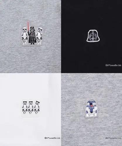 STAR WARS × coenコラボ!デフォルメされたダースベーダ―/ストームトルーパー/R2-D2ワッペンが秀逸!(スターウォーズ コーエン)