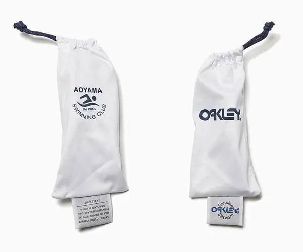 OAKLEY別注!× the POOL aoyamaコラボサングラス「FROGSKINS」が発売! (オークリー プール青山 フロッグスキン)