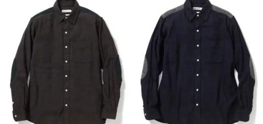 SILAS × HARRIS TWEED SHIRT COLLECTIONが発売! (サイラス ハリス ツイード シャツ コレクション)