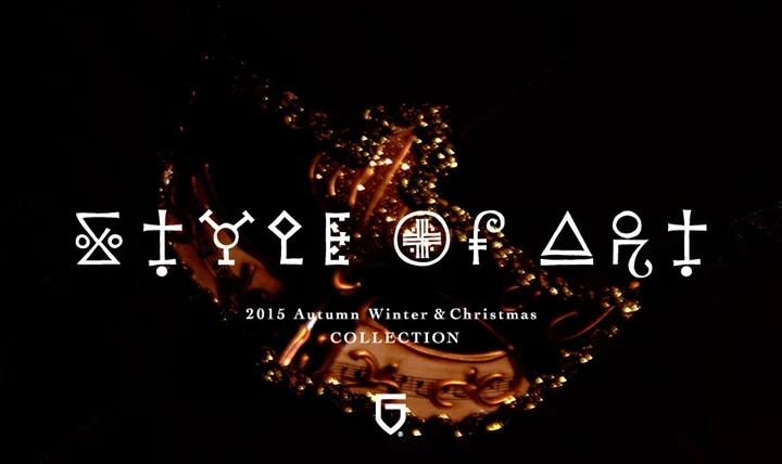 "GARNI ""STYLE OF ART"" 2015 A/W & CHRISTMAS COLLECTION (ガルニ スタイル オブ アート クリスマス)"