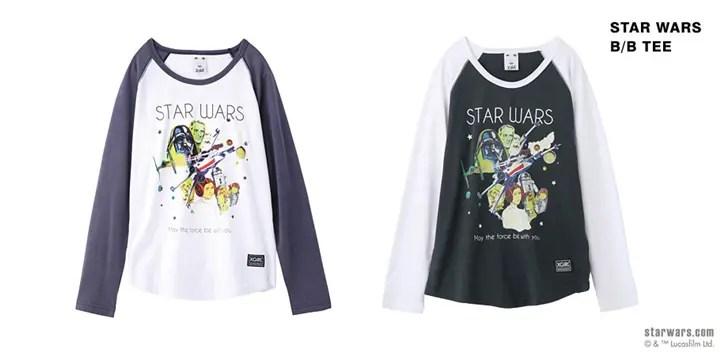 【先行予約】X-girl × STAR WARS COLLECTIONが登場! (エックスガール スターウォーズ コレクション)