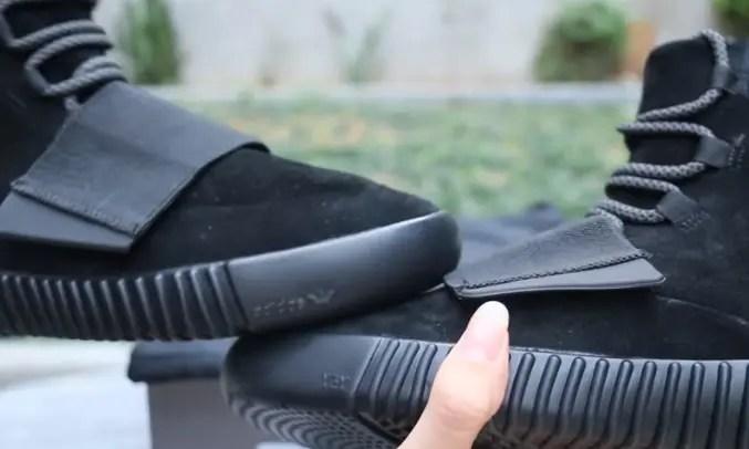 """【動画】adidas Originals YEEZY 750 """"Black Out"""" (アディダス カニエ ウェスト イージー ブースト """"ブラックアウト"""" Kanye West) [BB1839]"""