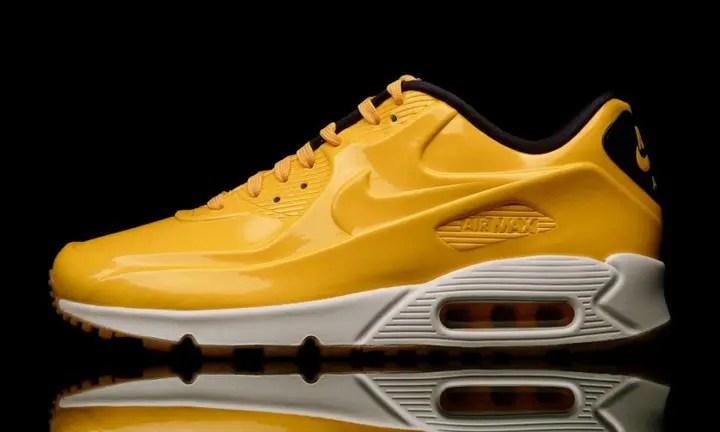 海外展開!ナイキ エア マックス 90 VT バーシティメイズ/ブライト イエロー (NIKE AIR MAX 90 QS Varsity Maize/Bright Yellow) [831114-700]