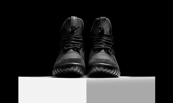 海外展開!アディダス チュブラー X ブラック/3M (adidas TUBULAR X BLACK/3M) [S74922]